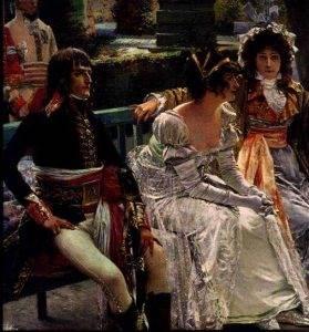 lint huwelijk Napoleon